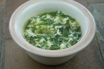 Soup - Uncategorized - Vegetarian Green Borscht