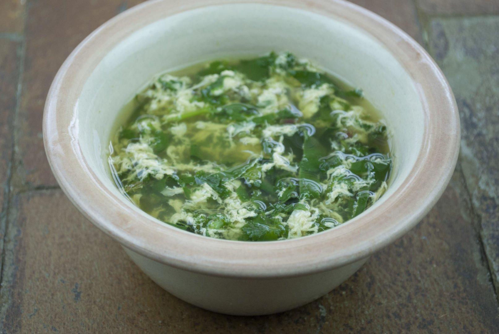 Soup - Uncategorized - Vegetarian Green Borscht