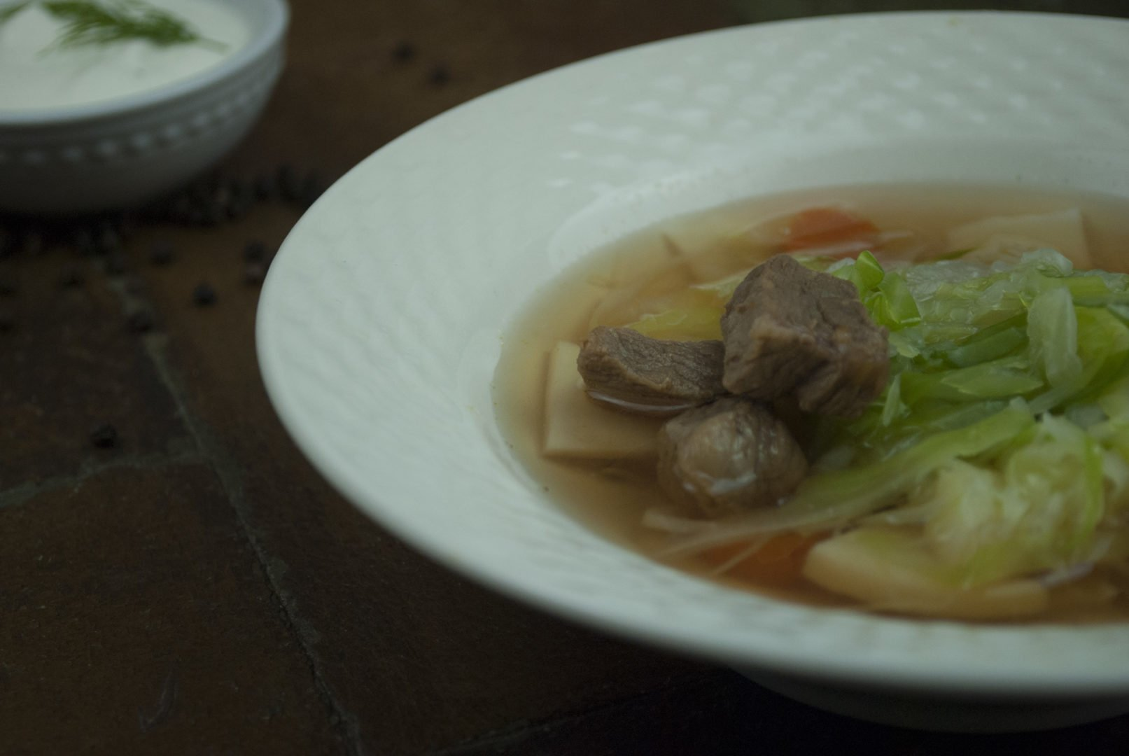 Soup - Ukrainian Borscht - Ukrainian Borscht In Polish Style