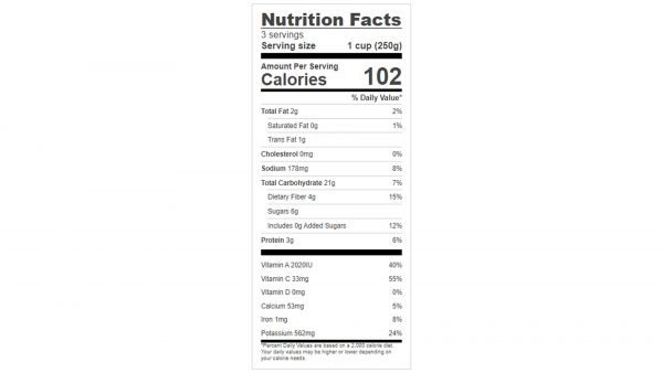 Classic Red Ukrainian Borscht - Nutrition Facts